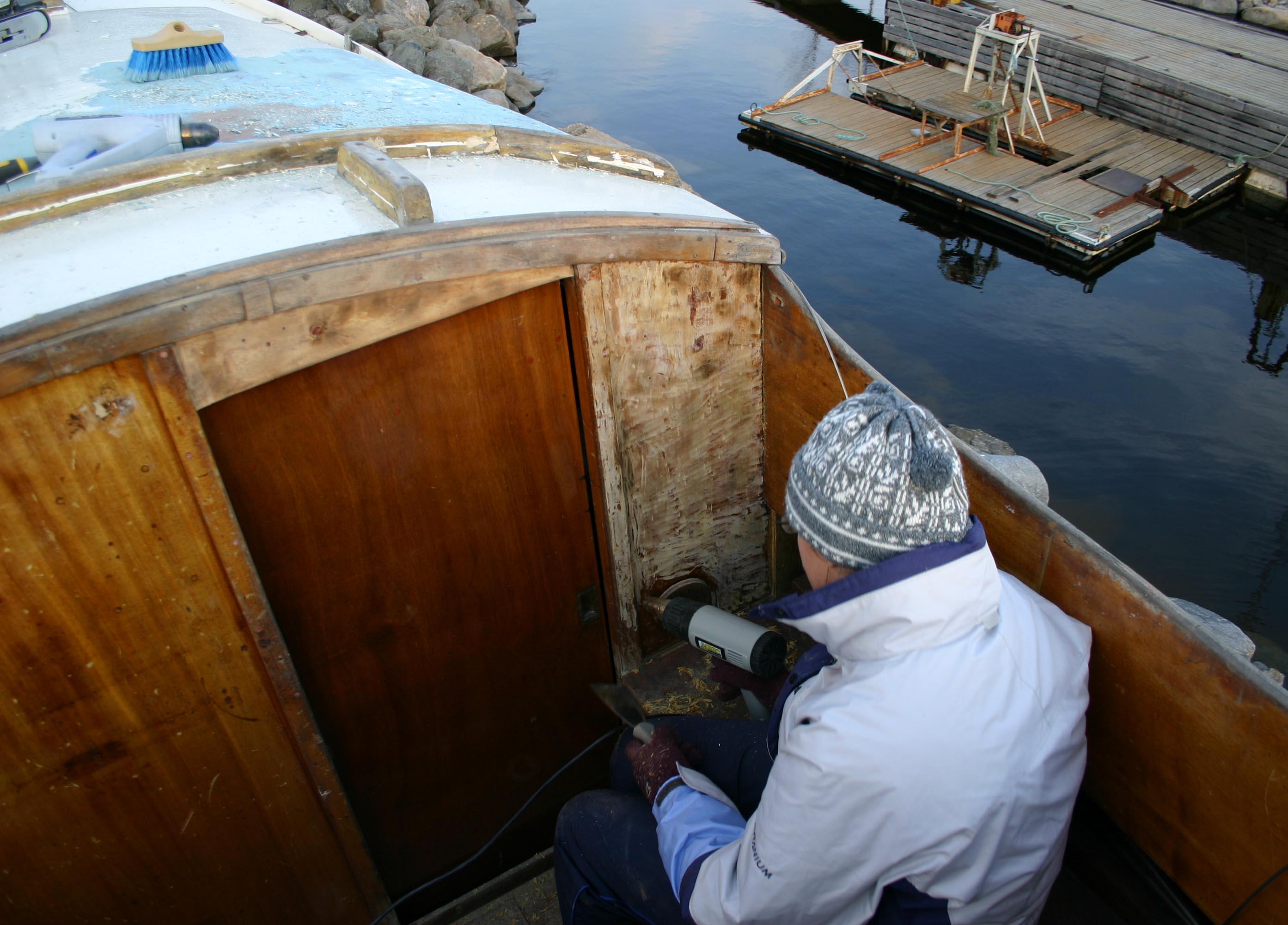 Epoxibehandling båt pris